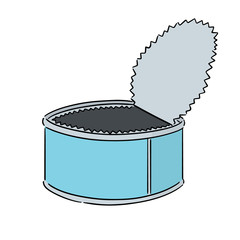 vector of can