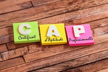 post-it acronyme : cap