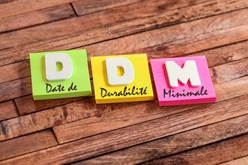 post-it acronyme : DDM