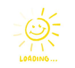 Sun loading ...