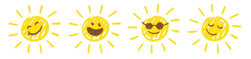 Sun happy