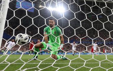 World Cup - Group B - Iran vs Portugal