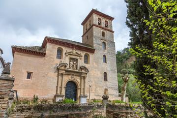 Iglesia de San Pedro y San Pablo de Grenade