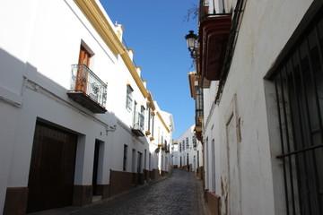 Spain - city, olive trees, landscape, castle, palm trees