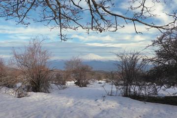 Winter Nebrodi Park, Sicily