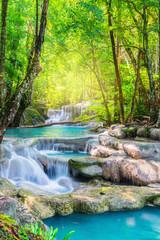 Printed roller blinds Waterfalls Beautiful waterfall in National Park