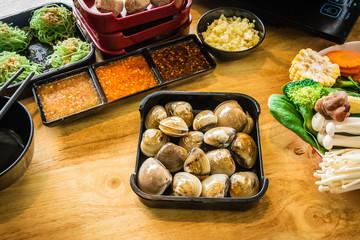 shabu food Korean style