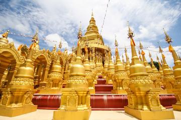 Wat Pa Sawang Bun Saraburi Province, Thailand