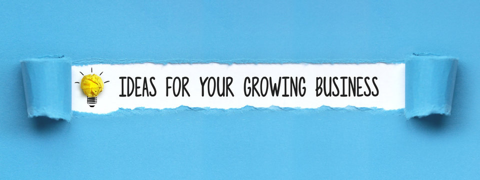 Ideen für Ihr Business