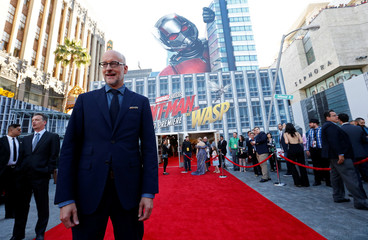 "Peyton Reed attends the premiere of the movie ""Ant-Man and the Wasp"" in Los Angeles"