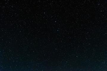 Great Bear Constellation on night sky Wall mural