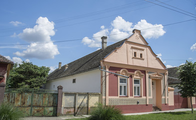 Old House in Vojvodina