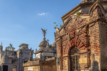 Recoleta Cemetery - Buenos Aires, Argentina