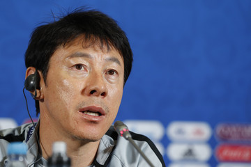 World Cup - South Korea News Conference