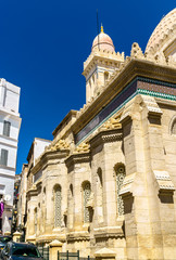 Ketchaoua Mosque in Casbah of Algiers, Algeria