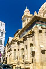 Ketchaoua Mosque in Casbah of Algiers, Algeria