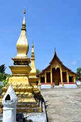 Buddhist Temples and Sacred Sites in Luang Prabang Laos