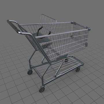 Classic shopping cart