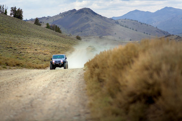 Country Road Jeep