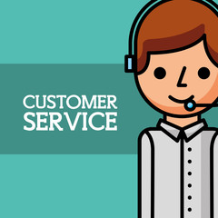 man dispatcher employee customer service