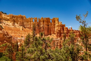 Windows and Hoodoo's in the Peekaboo Trail of Bryce Canyon National Park