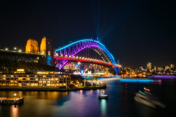 Bridging the gap: from the past but into the future -Sydney Harbour Bridge, Australia