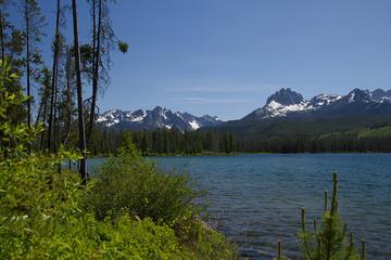 Little Redfish Lake 1959
