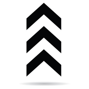 popular abstract zig zag black chevron stack grunge pattern background