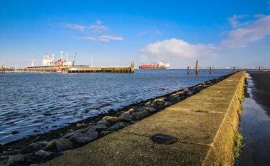 Küstenpromenade Cuxhaven