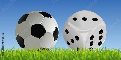 Foot Football Pari En Ligne Jeu En Ligne Chance
