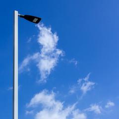 Modern lamppost