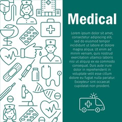 Medical research pattern