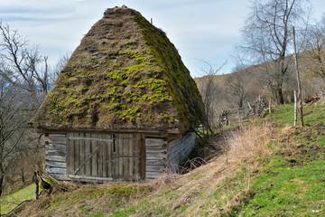 Landscape from Transylvania - Dumesti, Romania