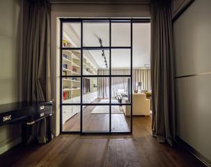 Stylish modern interior