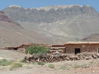 maison en pierre maroc