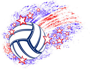 Volleyball 4th of July