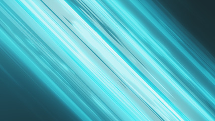 Speed colorful 3d illustration abstract anime background Fototapete