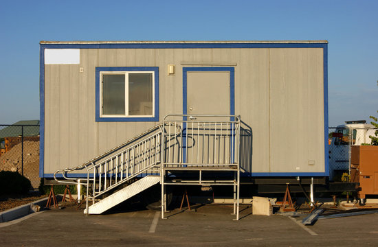 construction office trailer