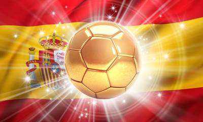 Spain champion of the world