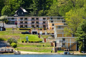 Motel on the Lake