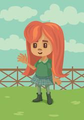 Lil' Redhead