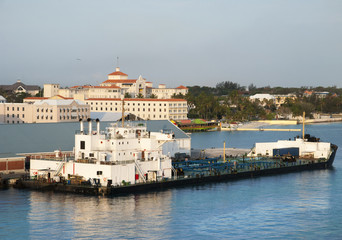 Nassau Harbor Industries