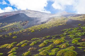 Etna volcano, Sicily, Italy Fototapete