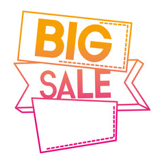 degraded line big special sale fashion offer