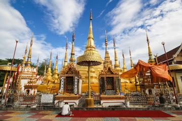 Wat Phra Borommathat Bantak,Tak Province, Thailand
