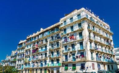 Printed roller blinds Algeria Moorish Revival residential architecture in Algiers, Algeria