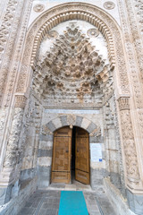 Esrefoglu Mosque was taken to the World Heritage Candidate List by UNESCO in 2012.