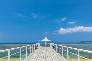 フサキビーチ