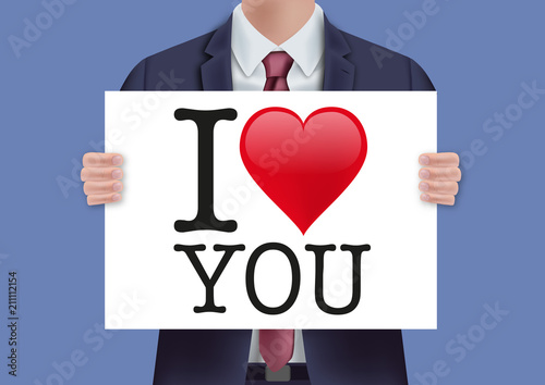 I Love You Je Taime Amour Aimer Déclaration