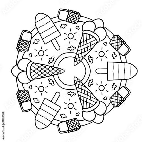 Mandala Stockfotos Und Lizenzfreie Vektoren Auf Fotolia Com Bild